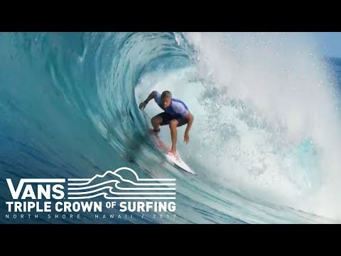 Billabong Pipe Masters 2017: Day 4 Highlights | Vans Triple Crown of Surfing | VANS