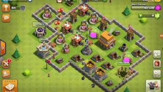 Clash Of Clans -110 Barbar Birden-#1