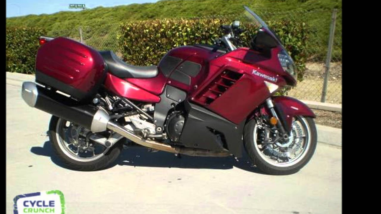 Kawasaki Concours  Abs For Sale