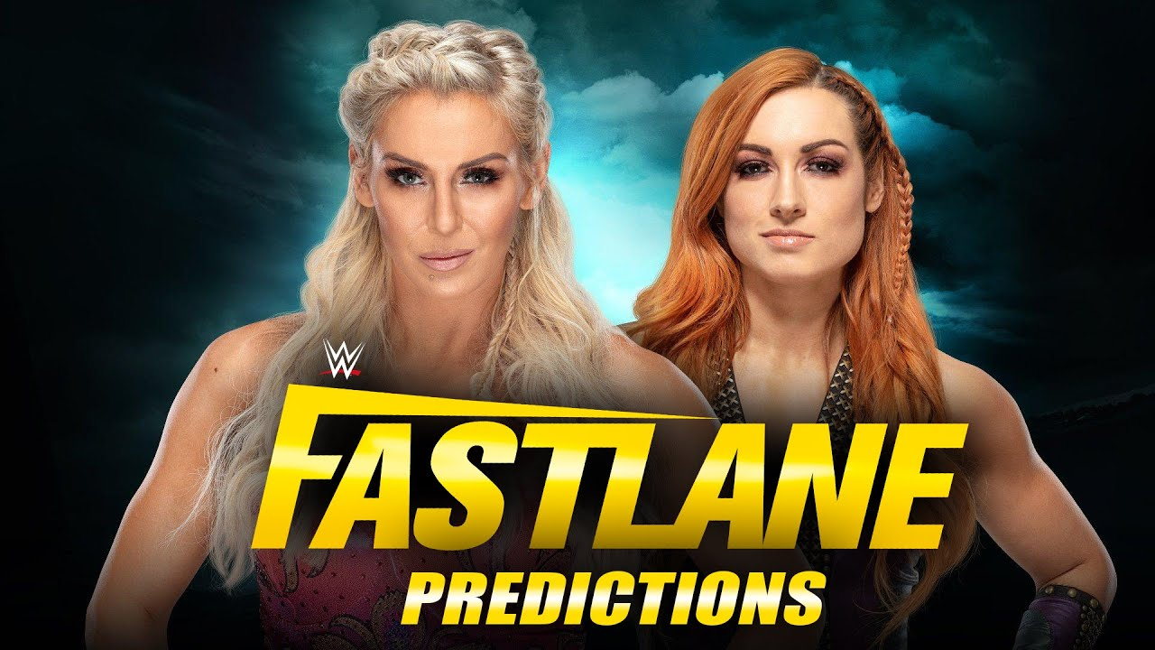 WWE Fastlane 2019 Live -Stream, WWE PPV Free On TV