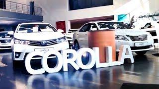 Тест-драйв Toyota Corolla от AVTORITET.su