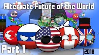 (Canceled) Alternate Future of the World part 1 l The Awakening