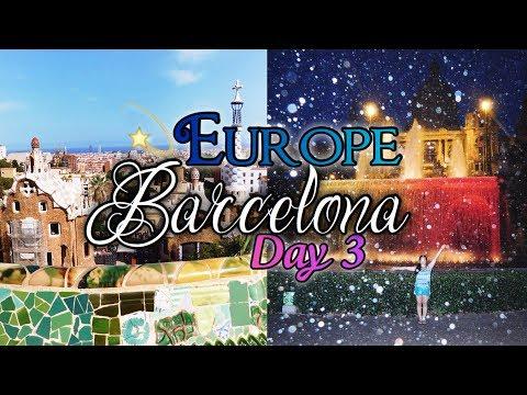 Europe   Barcelona   Day 3