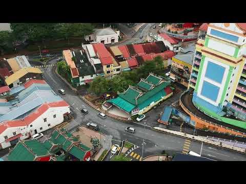 The Marian & Wayang Street, Kuching