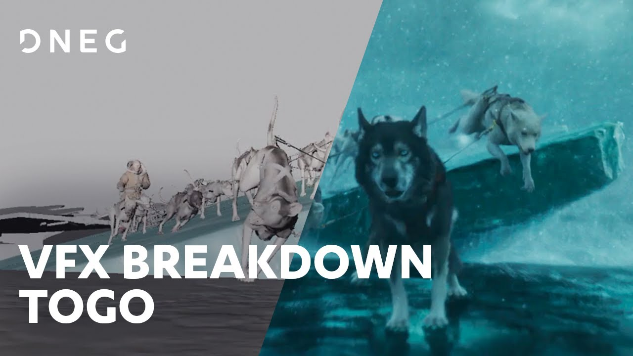 Togo   VFX Breakdown   DNEG