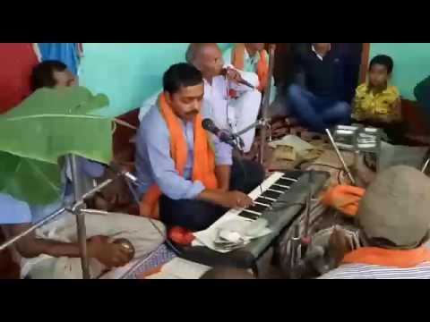 Singer Shambhu sah