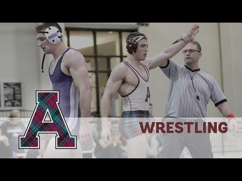 NCAA Division III Wrestling - Alma College vs. Olivet College