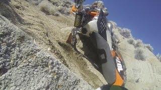 Dirt Bike Desert Fail Compilation