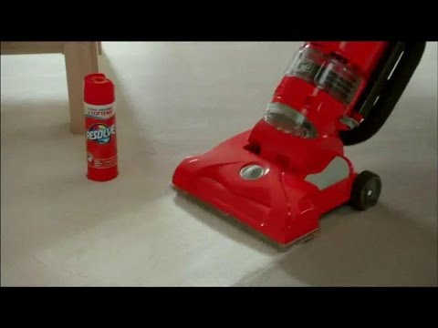 Tv Spot Resolve Carpet Cleaner A Carpet That Welcomes
