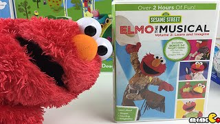 Sesame Street: Elmo the Musical Volume 2 Learn And Imagine Review!