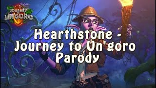 Hearthstone - Journey to Un'Goro Parody
