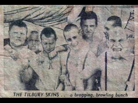 Tilbury Skinheads Documentary - BBC Radio 1980