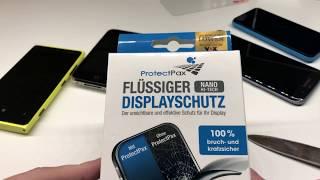 ProtectPax flüssiger Displayschutz, zu schön, um wahr zu sein?!