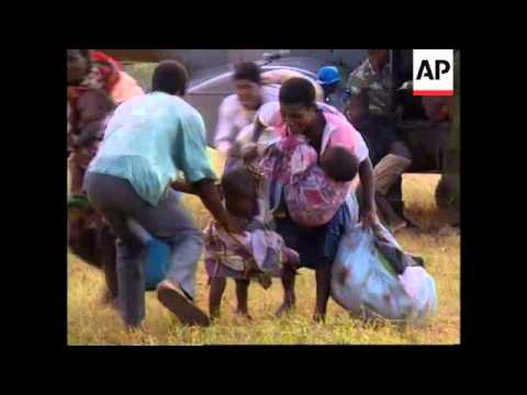 MOZAMBIQUE: FLOOD DISASTER WRAP