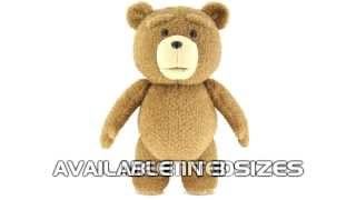 Ted Talking Plush @ www.RED5.co.uk