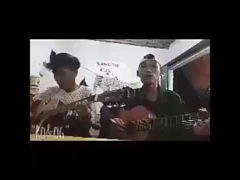 Cover lagu Naiff- benci untuk mencinta bikin baper njirr:'v by