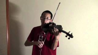 Kiss The Rain (Violin Cover) - Jeffrey Ding He