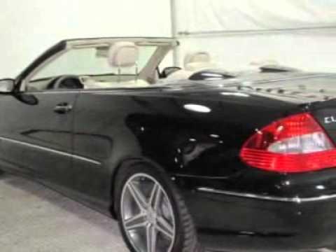 2007 mercedes benz clk class clk63 amg convertible for Mercedes benz bethesda md