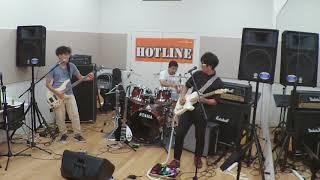 HOTLINE2018「POLYGRIPS」のライブ映像です。 8月5日にエキスポシティ店...