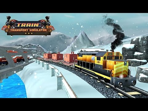 Train Transport Simulator - Android Gameplay HD