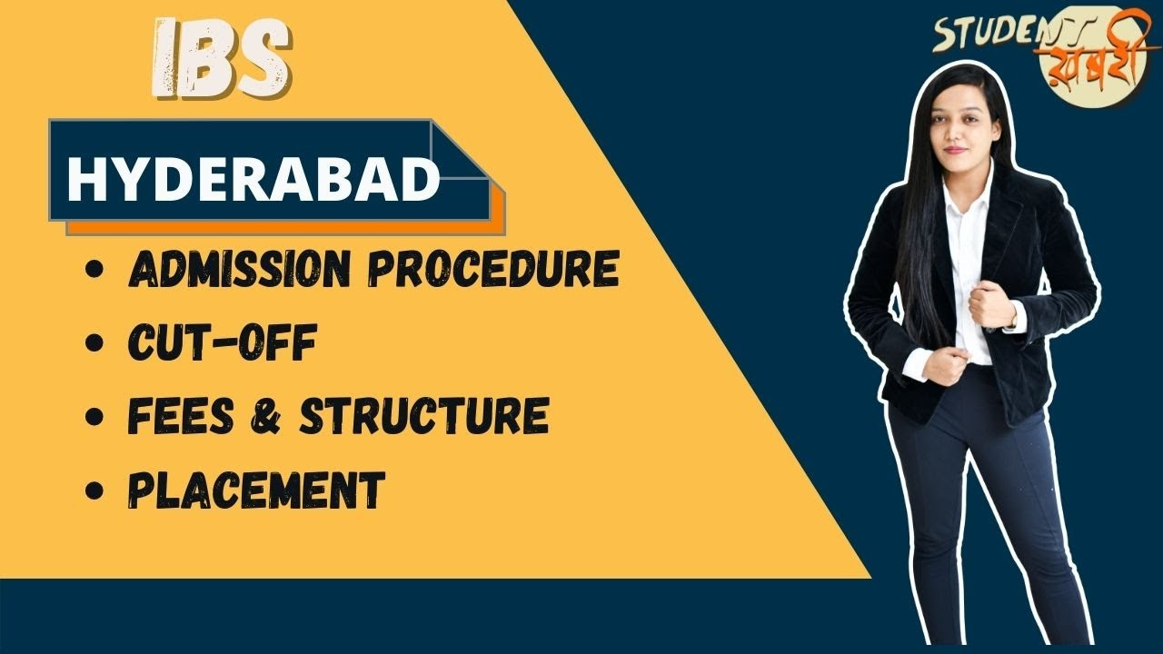 IBS Hyderabad   Placement   Fee- Structure   Specialization   Average  Package    ROI   Cut-Off