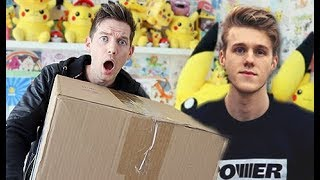 Newly created Fortnite video from UnlistedLeaf: Lachlan Sent Me A Mystery Box…