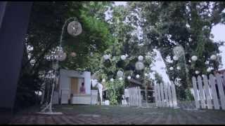 Nadia Allan's Wedding at De Green Pondok Indah, organized by Bantu Manten