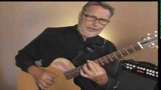 In My Life, Beatles Solo Fingerstyle Guitar Lesson Demo Mp3