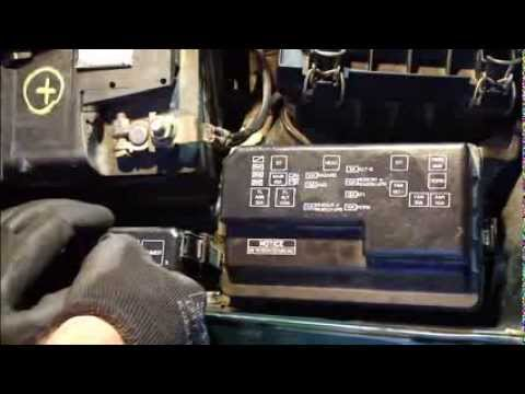 110 Volt Heater Switch Wiring Diagram How To Replace Fuses And Fix Headlight Fuse Error Toyota