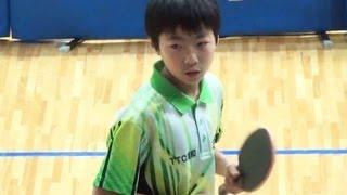 Table Tennis 遠藤碧人 × 菅沼湧輝 東京卓球2013-316
