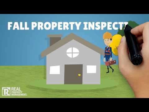 PROPERTY MANAGEMENT FORTH WORTH - FALL REMINDERS FOR PROPERTY OWNERS