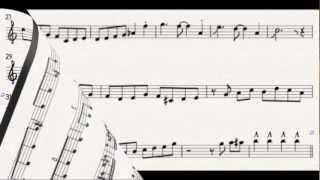 sing sang sung   arturo sandoval solo transcription
