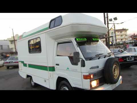 Toyota Hiace Truck RV Motorchome 4WD Diesel 1992 *32K ml only*