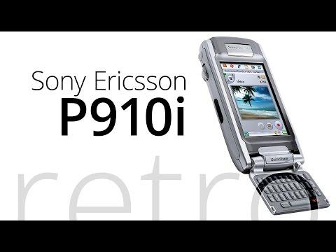 Retro: Sony Ericsson P910i