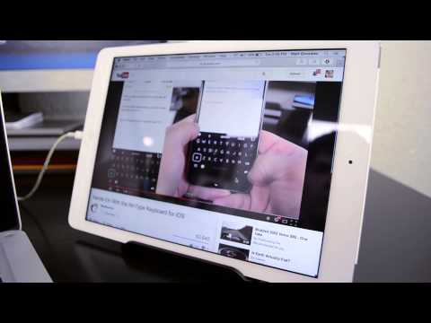 Hands-on with Duet - An App That Turns an iOS Device Into an Extra Display for a Mac