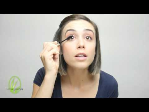 Lemongrass Spa Products Naturally Neutral Mineral Makeup Look