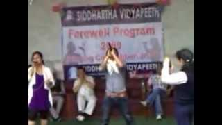 Kamal khatri and babita manandhar singing aatma ma n korera prem patra @ SVP singing competition