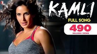 Kamli - Full Song   Dhoom:3   Katrina Kaif   Aamir Khan   Sunidhi Chauhan   Pritam   Amitabh B