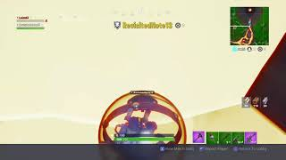 New Volcano Baller Glitch!!!! Fortnite Swift Moments