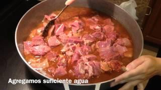 Carne De Res Guisada Con Papas Y Zanahorias - Ohhlala Café ♥