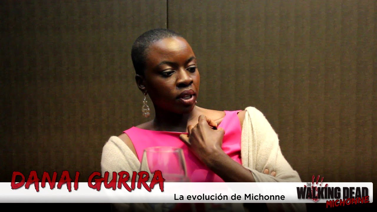 Entrevista a Danai Gurira, Michonne en \