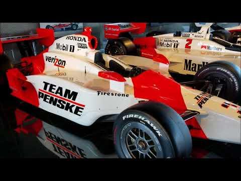 Visiting The Penske Racing Museum!