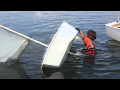 Sailing Summer Program 2011 -Rig & Capsized
