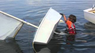 Sailing Summer Program 2011 -Rig & Capsized