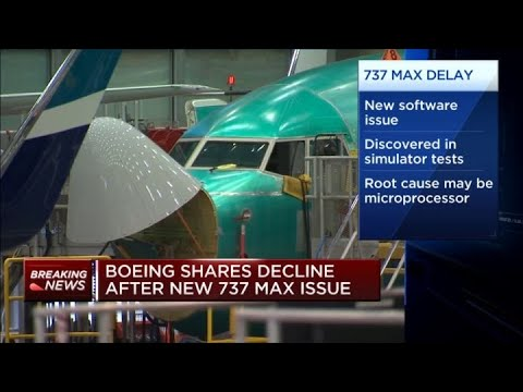 New issues delay Boeing 737 Max recertification