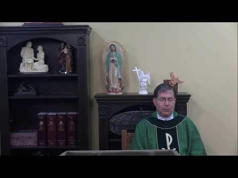 LIVE Daily Holy Mass for Monday, January 11th, 2021