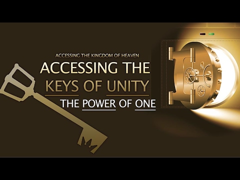 The Keys of Unity The Power of One Sermon Only