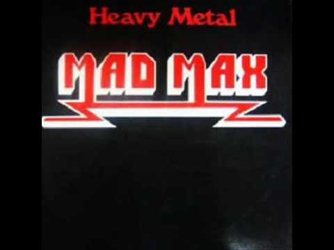 Mad Max- Mad Max (FULL ALBUM) 1982