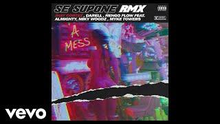 Jhay Cortez, Darell, Ñengo Flow - Se Supone (RMX) ft. Almig...