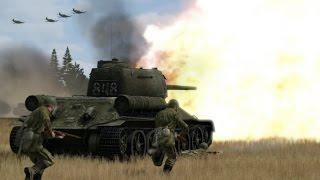 ОГРОМНАЯ БИТВА в Самой Реалистичной Игре про Вторую Мировую Войну ! Симулятор Iron Front 1944